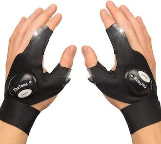 ThxToms LED Flashlights Gloves (1 Pair)