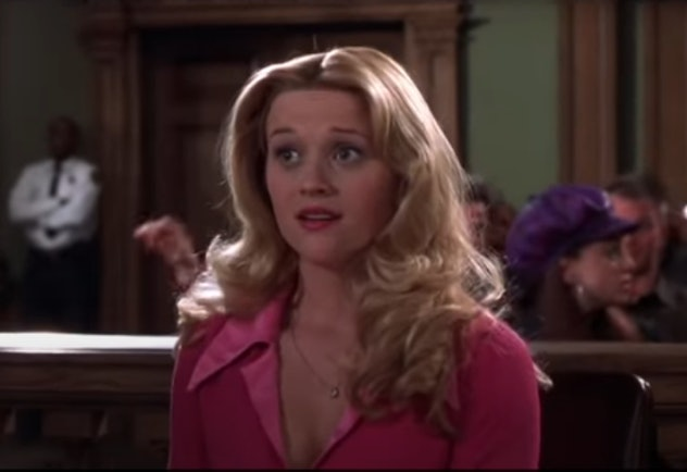 'Legally Blonde' is a surprisngly feminist movie.