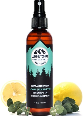 Lumi Outdoors Shoe Deodorizer Spray