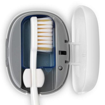 NewWay Mini UV Sanitizing Toothbrush Case