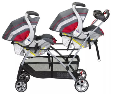Snap-N-Go Double Universal Double Stroller
