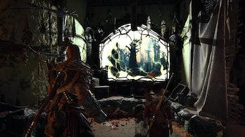Vanaheim god of war sony freya ragnarok realm