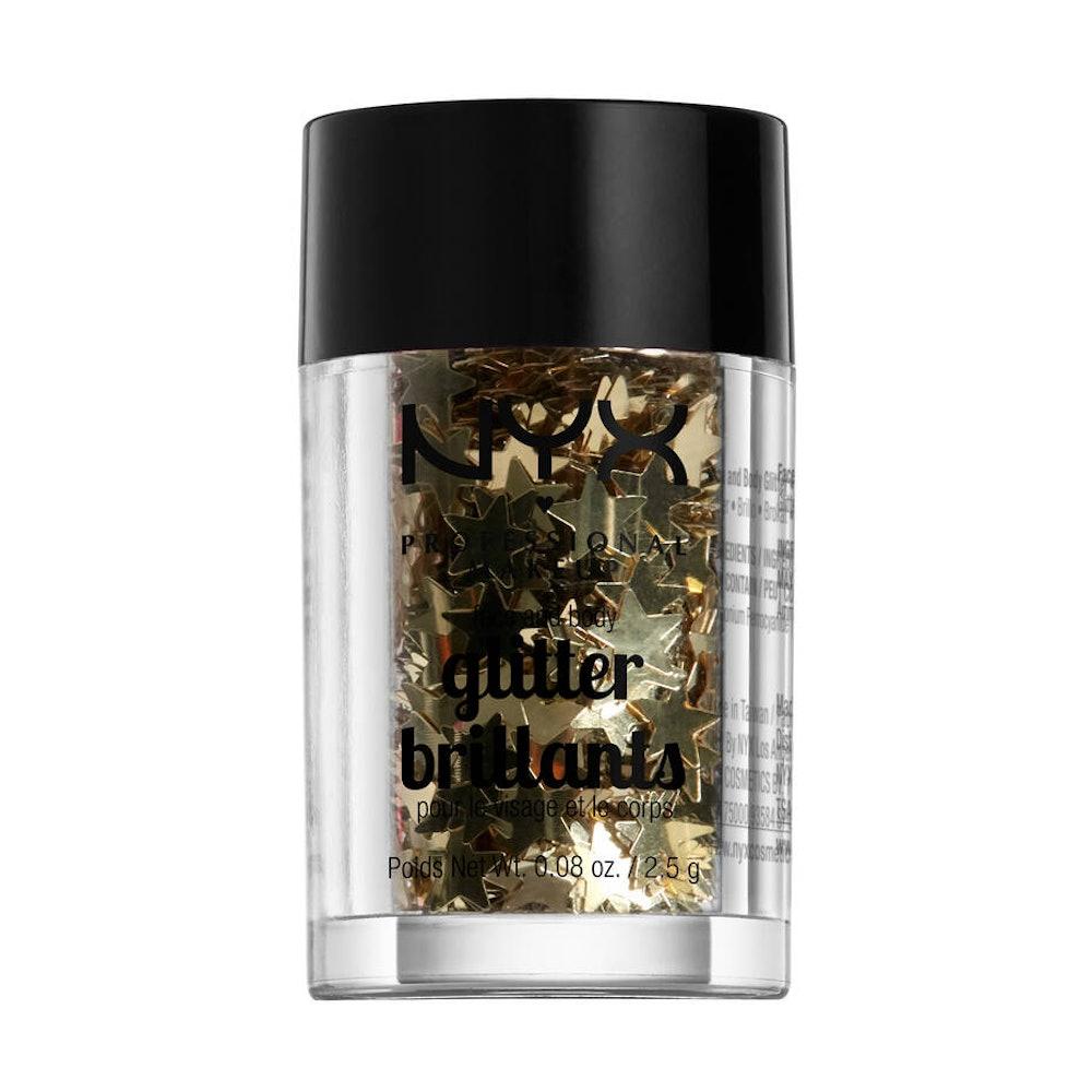 Shaped Glitter