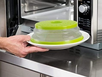 WENWELL Vented Collapsible Microwave Splatter Cover