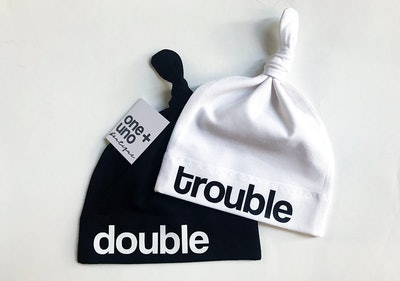 Twins Baby Hats