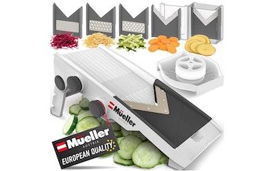 Mueller Multi-Blade Adjustable Mandoline
