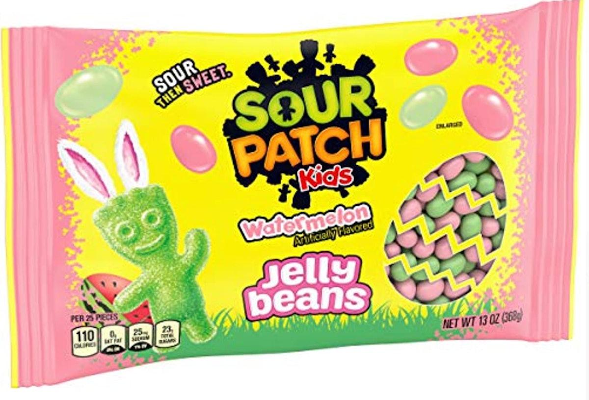 Sour Patch Kids Watermelon Jelly Beans - 13oz
