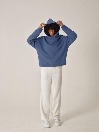 CL Bleu Hoodie