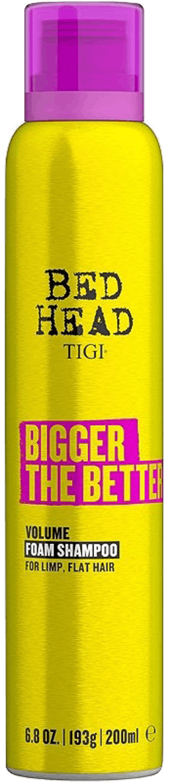 Bigger The Better Volume Foam Shampoo