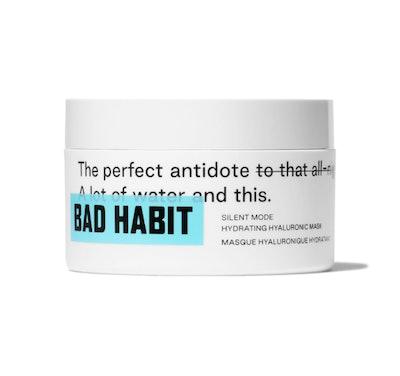 Bad Habit Silent Mode Hydrating Hyaluronic Mask
