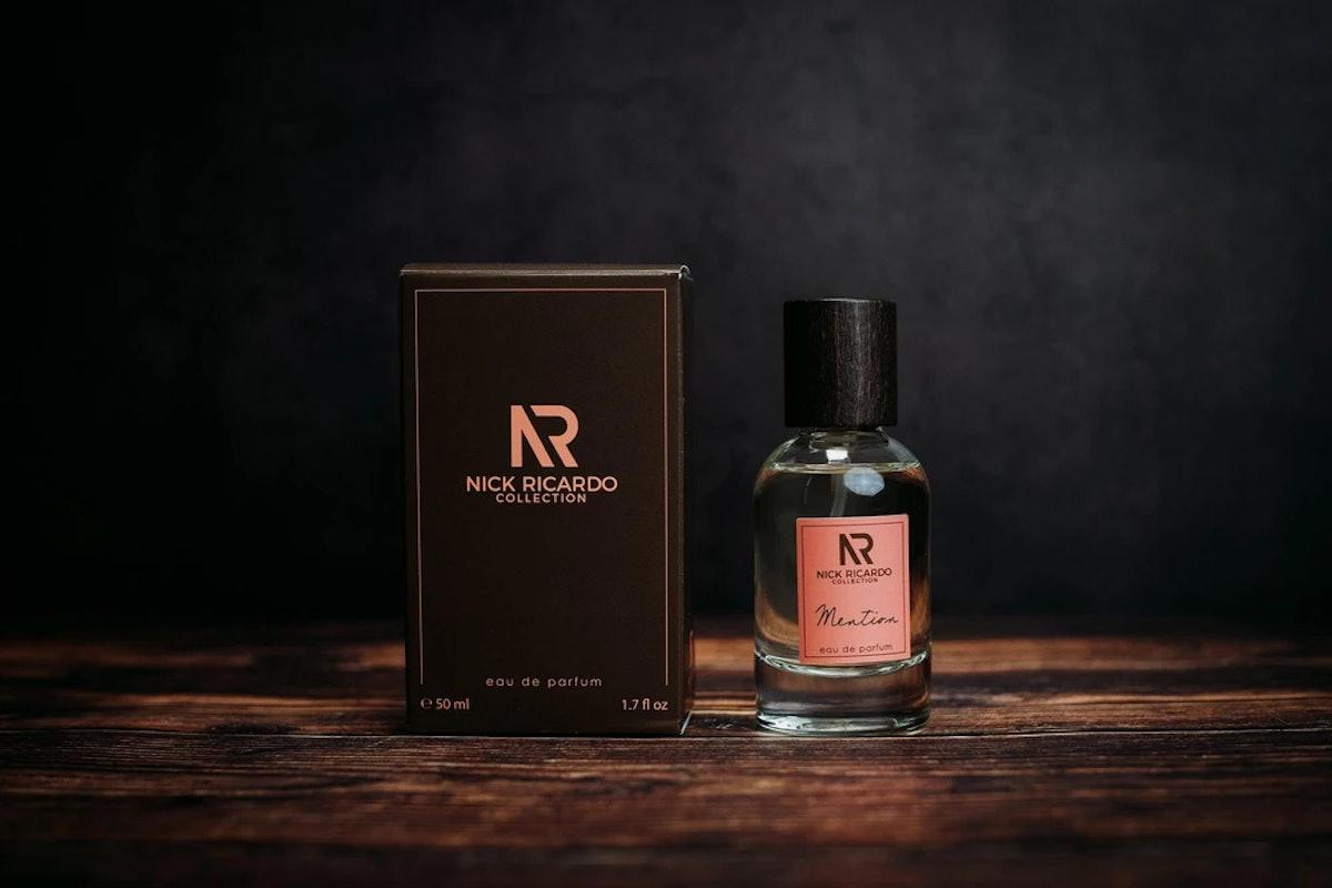 Nick Ricardo Mention fragrance.