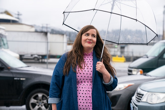 The final season of Aidy Bryant's Shrill heads to Hulu May 7.