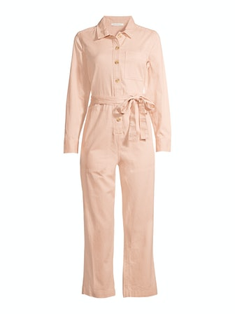 Women's Classic Coveralls With Long Sleeves