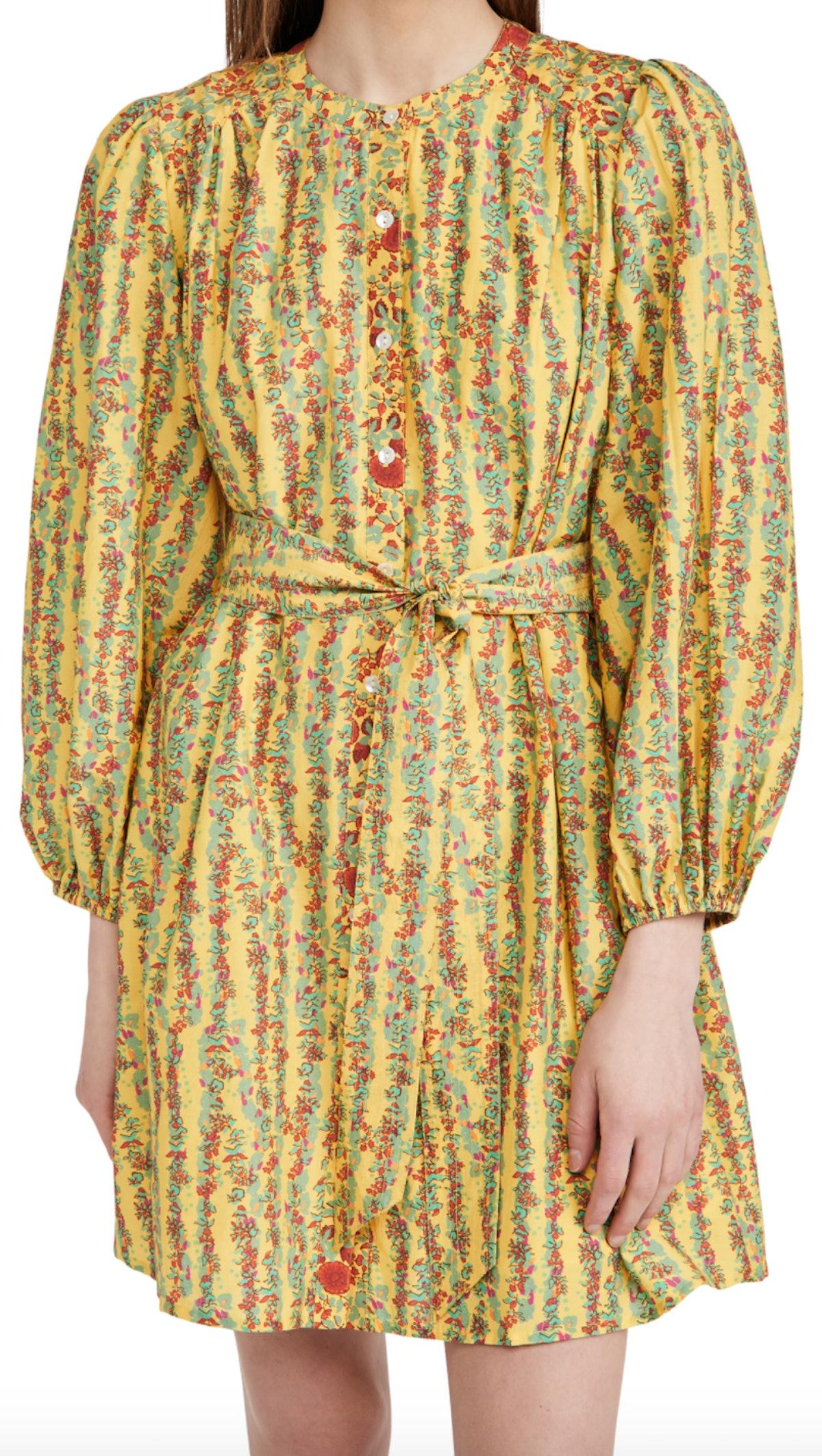 Rhody Stripe Evita Dress