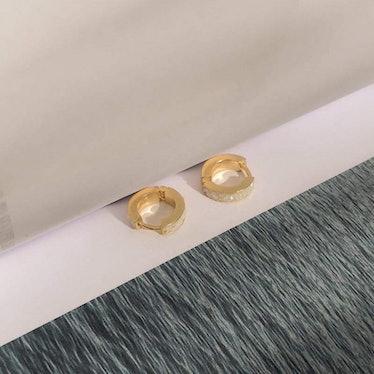 Ocean Huggies - Crushed Pearls