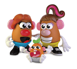 The new My Potato Head Family set offers kids are more inclusive way to play.