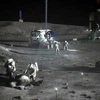 NASA Artemis Base Camp: 6 images of life on the Moon