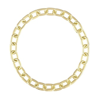 Interchangeable Link Necklace in 14k Gold