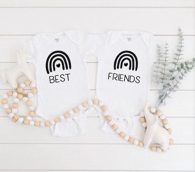 Best Friends Onesies