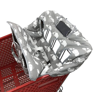 Twin Double Shopping Cart Cover