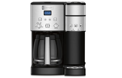 Cuisinart Coffee Center Coffeemaker and Single-Serve Brewer