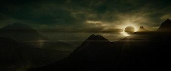 thor the dark world Svartalfheim realm