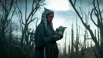 Ahsoka baby yoda sith jedi backstory origins legends