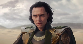 Tom Hiddleston in the Disney+ exclusive series Loki