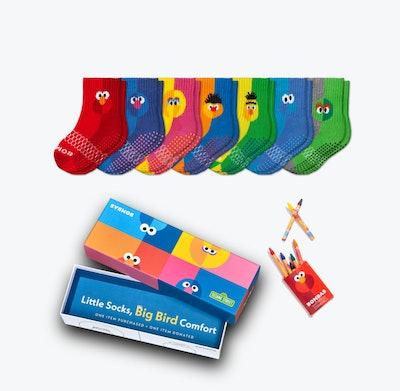 Toddler Sesame Street 7-Pack Gift Box