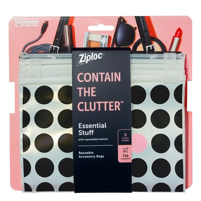 Chic Collection Essential Stuff Accessory Bags