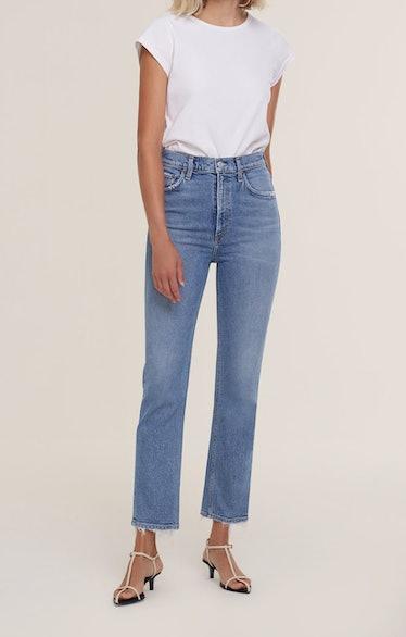 Wilder Jean Mid-Rise Comfort Straight Jean