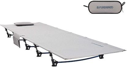 FUNDANGO Extra-Long Ultralight Compact Camping Cot