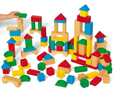 Tabletop Hardwood Blocks Master Set
