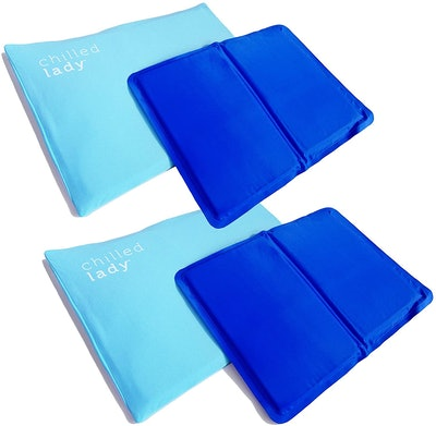 Chilled Lady Gel Ice Pads (2-Pack)