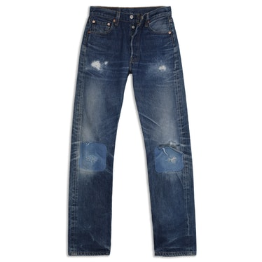 Made in the USA 501® Original Shrink-to-Fit™ Jeans