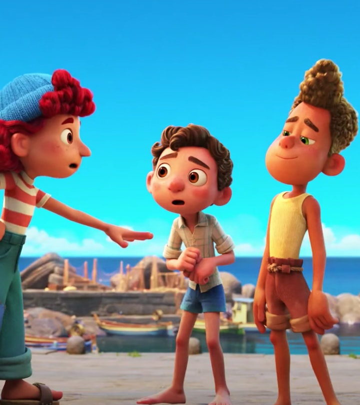Pixar's new film, 'Luca', will be released later this summer.