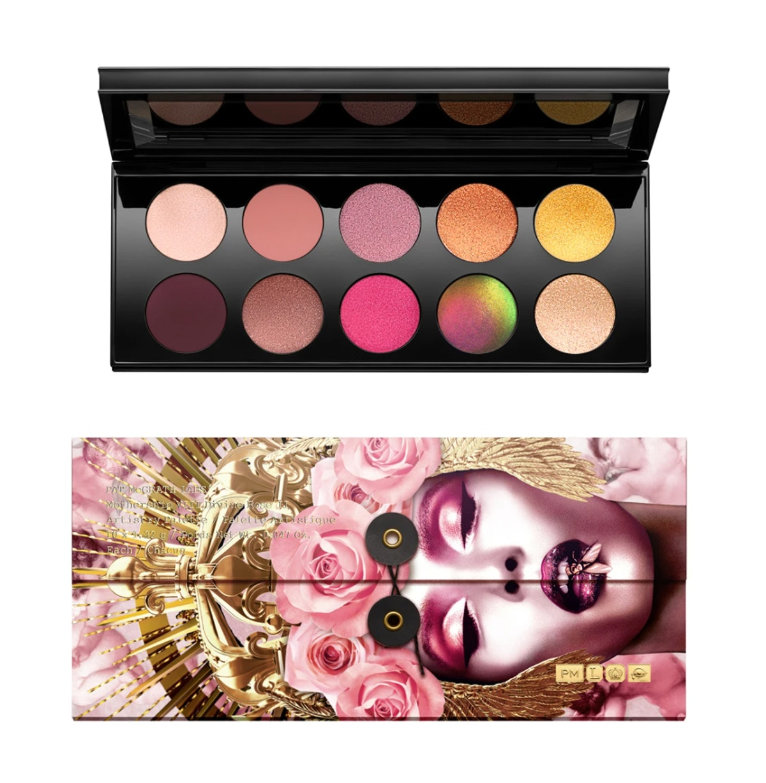 Mothership VIII Eyeshadow Palette — Divine Rose II Collection