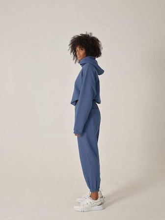 Track Pants Bleu
