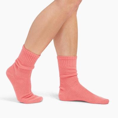 Signature Cashmere Socks