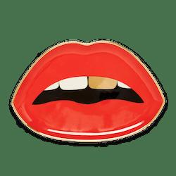 Lips Trinket Tray