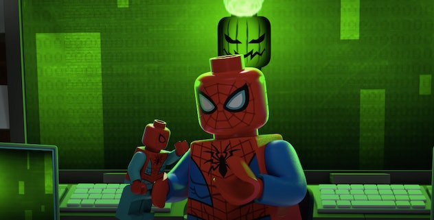 Lego Marvel Spider-Man: Vexed By Venom is coming to Netflix.