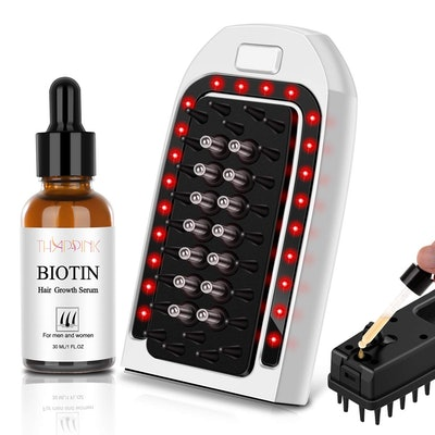 THAPPINK Biotin LED Hair Growth Kit
