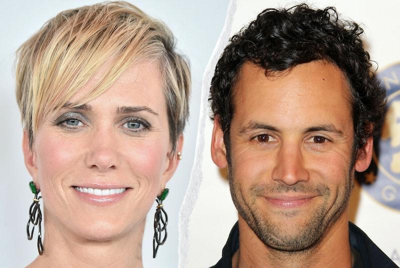 Kristen Wiig & Avi Rothman. Photo via Getty Images