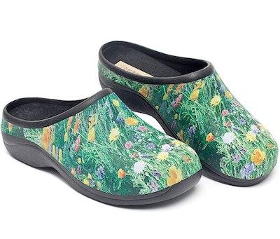 Backdoorshoes Garden Clogs