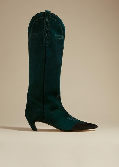 The Dallas Knee High Boot