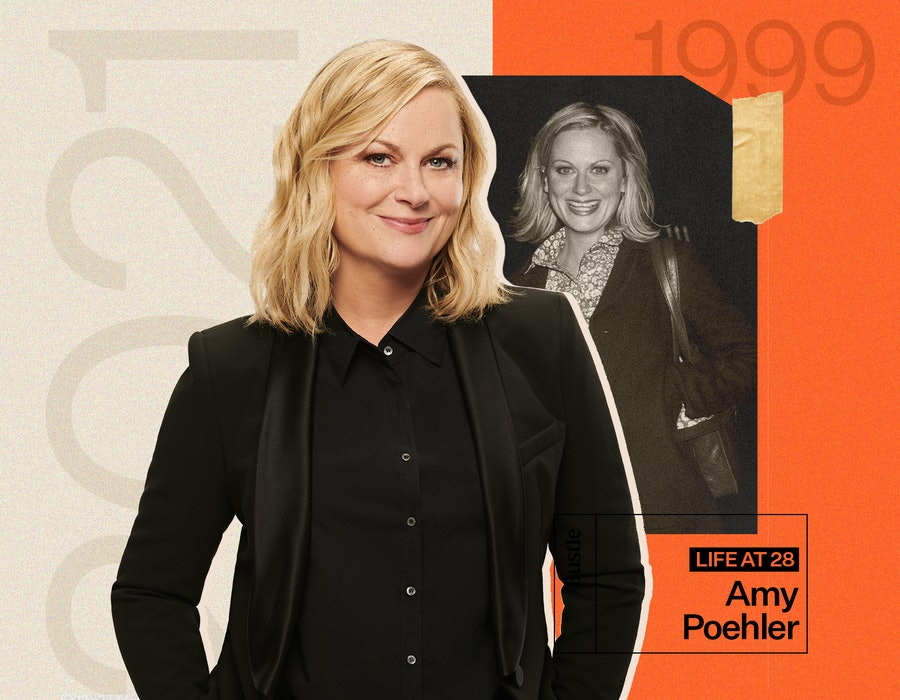 At 28, Amy Poehler was opening UCB Theater.