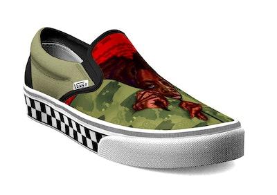 Vans Sydney James Slip-On