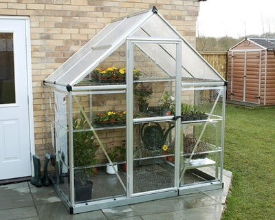 Palram Hybrid Hobby Greenhouse