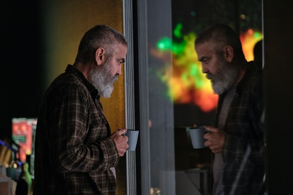 George Clooney stars in 'The Midnight Sky.' Photo via Netflix