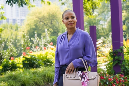 Sanaa Lathan stars as Violet in 'Nappily Ever After.' Photo via Netflix